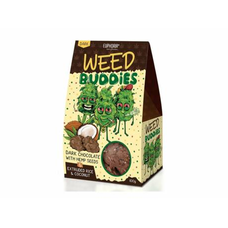 Euphoria Weed Buddies Dark 100g