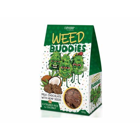 Euphoria Weed Buddies Milk 100g
