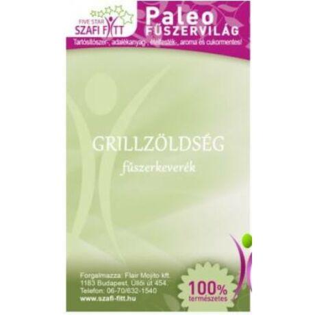 Szafi Reform grillzöldség fűszerkeverék 50 g
