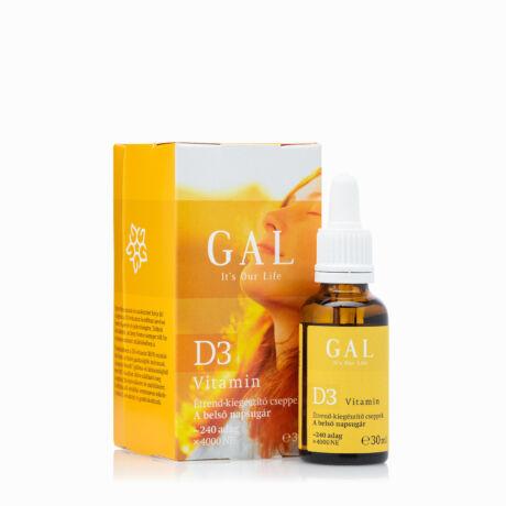 Gal D3 vitamin 30 ml