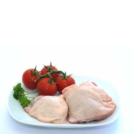 Csirke felsőcomb filé vákuum csomagolt 1 kg