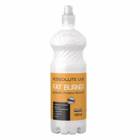 Absolute Live Fat Burner Grapefruit-Kókusz 1000ml