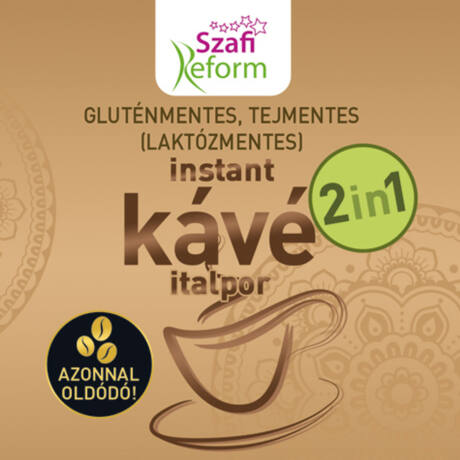 Szafi REFORM 2in1 Kávé 180g