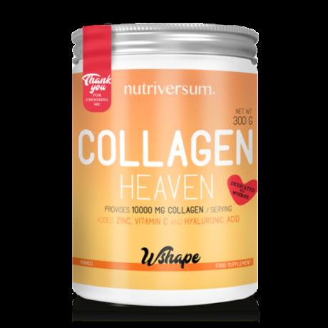 Nutriversum-Wshape Collagen Heaven Mango 300g