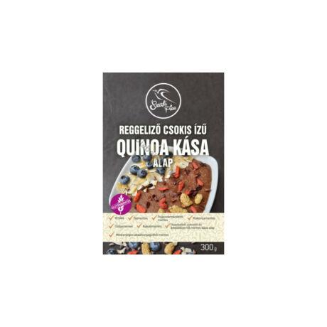 Szafi FREE Reggeliző Karobos Ízű Quinoa Kása Alap 300g