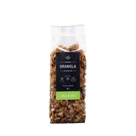 Viblance Granola Zöld Almás 500 g