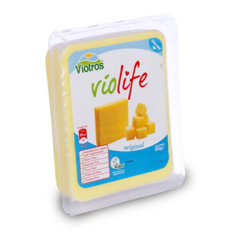 Violife növényi natur sajt 200g