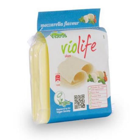 Violife növényi sajt szeletelt mozzarella 200 g