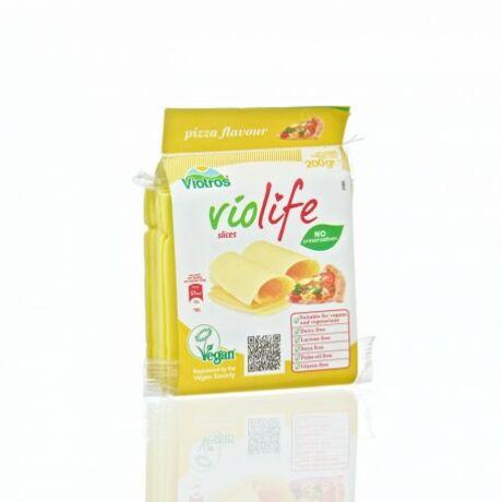 Violife növényi sajt szeletelt pizza 200 g