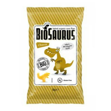 Biopont Bio Kukorica Snack sajtos 50 g