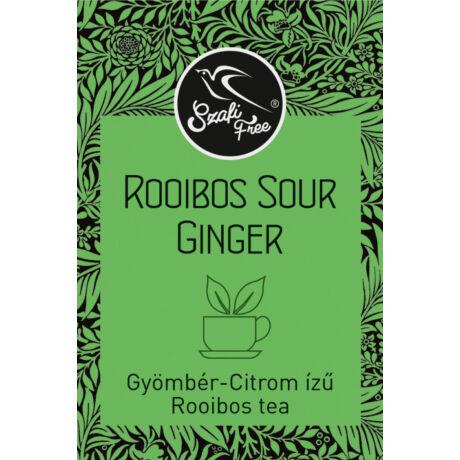 Szafi Free Rooibos Sour Ginger Tea 100g