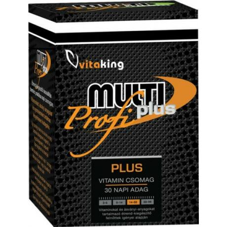 Vitaking Profi Multi PLUS 30adag