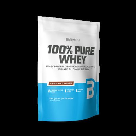 BioTechUSA 100% Pure Whey 1000g Banán