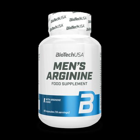 BioTechUSA Men's Arginine 90 kapsz.