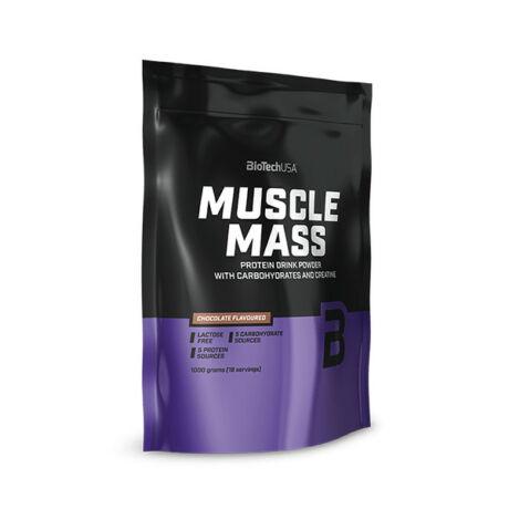 BioTechUSA Muscle Mass 1000g Eper