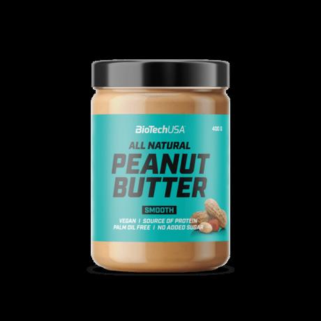 BioTechUSA Peanut Butter 400g smooth