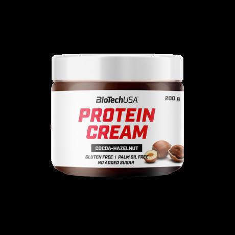 BioTechUSA Protein Cream 200g kakaó-mogyoró