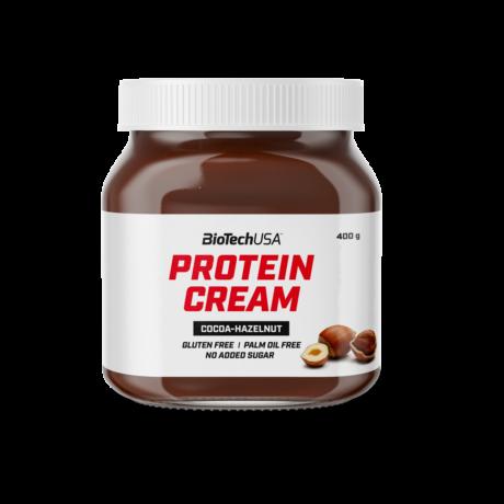 BioTechUSA Protein Cream 400g kakaó-mogyoró