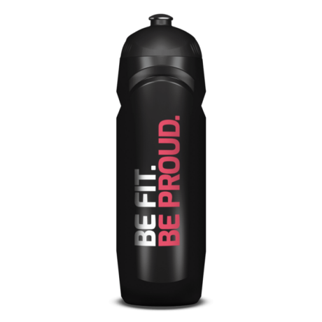 BioTechUSA kulacs 750 ml fekete ( for her)