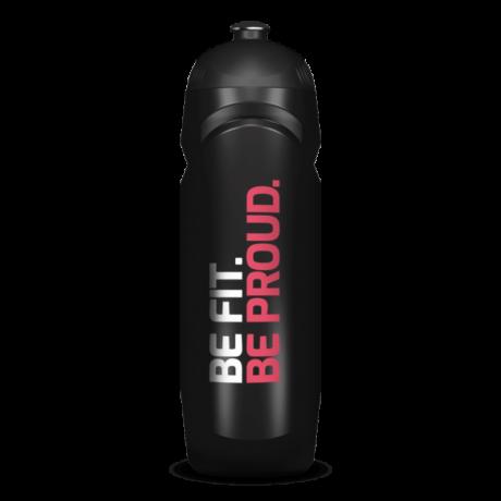 BioTechUSA kulacs 750 ml fekete ( for her)