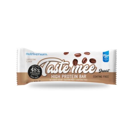Nutriversum Dessert Taste Mee Protein Bar 50g toffee