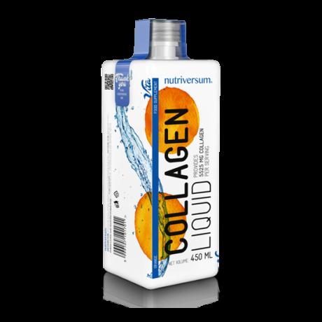 Nutriversum Vita Collagen liquid 450ml orange