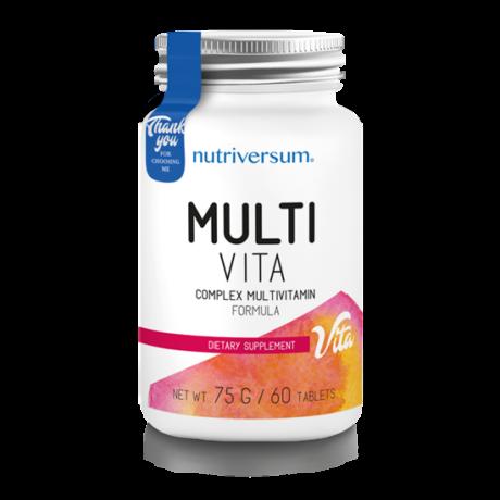 Nutriversum Vita Multi Vita 60 tabletta