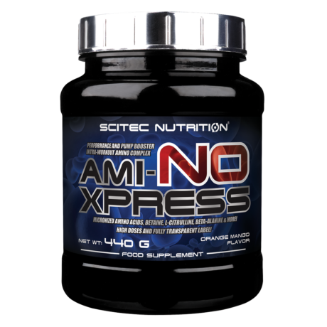 Scitec Ami-NO Xpress 440g barack-jeges tea