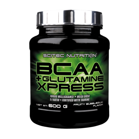 Scitec BCAA+Glutamine Xpress 600g citrus mix