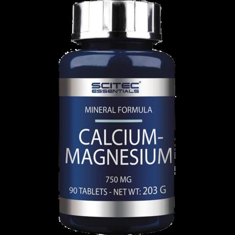 Scitec Calcium Magnesium 90 tbl.