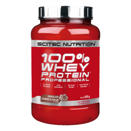 Scitec Protein Professional 920g karamell