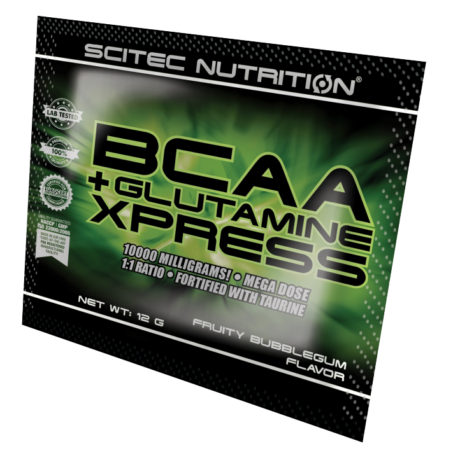Scitec Sample BCAA+Glutamine Xpress 12g watermelon