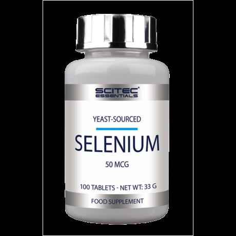 Scitec Selenium 100 tabl.