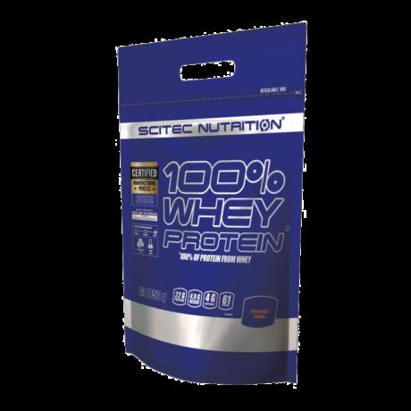 Scitec Whey Protein 1850g tejcsokoládé