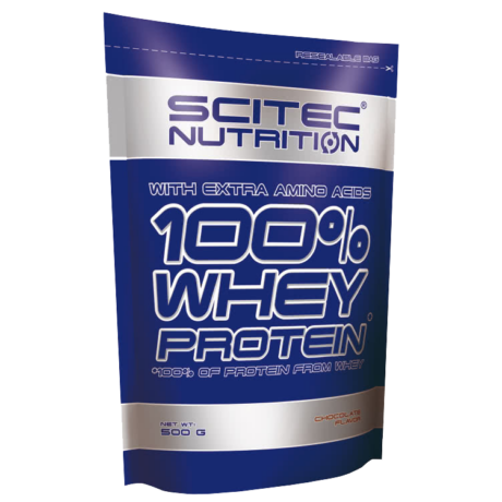 Scitec Whey Protein 500g eper