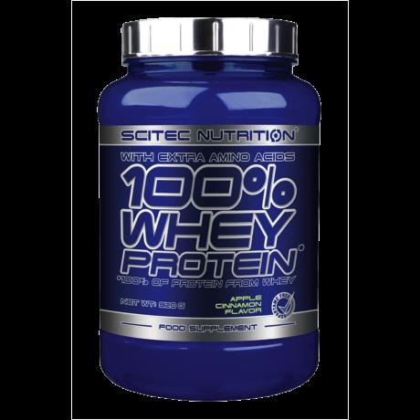 Scitec Whey Protein 920g fehércsoki