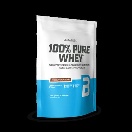 BioTechUSA 100% Pure Whey 1000g Csokoládé