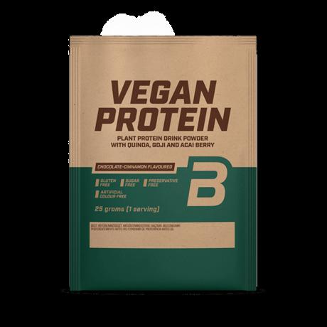 BioTechUSA VEGAN Protein 25g erdei gyümölcs