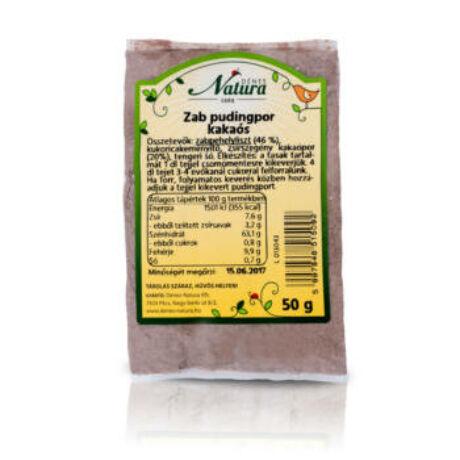 Dénes-Natura - Zab Pudingpor Kakaós 50 g