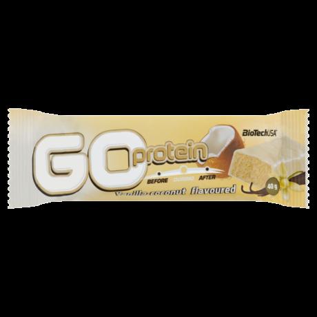 BioTechUSA Go Protein 40g vanília-kókusz
