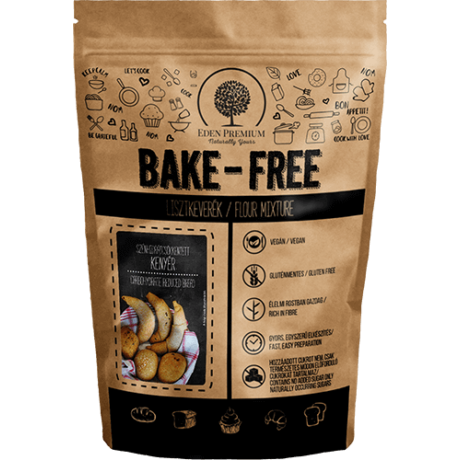 Éden Prémium Bake-Free CH-csökkentett kenyér lszk. 1000g