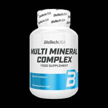 BioTechUSA Multi Mineral Complex 100 tabletta