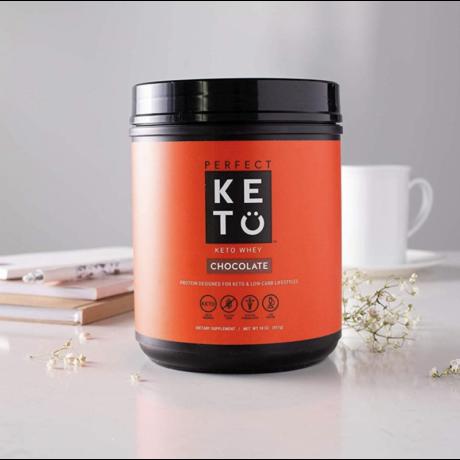 Perfect Keto Whey Chocolate 511g