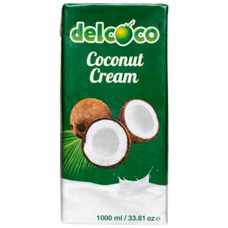 DELCOCO Kókusztejszín 1000ml 24%