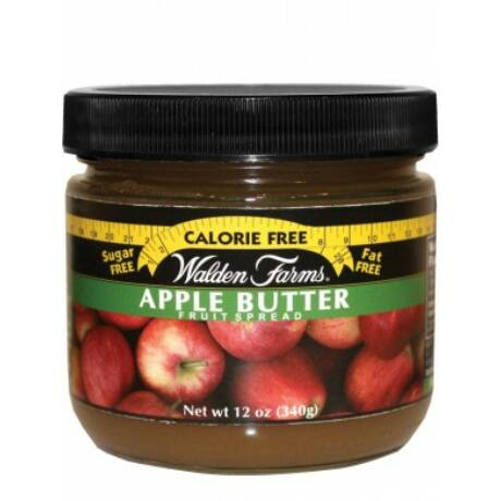 Walden Farms Dzsem - Apple Butter (Dzsem almavaj) 340 g