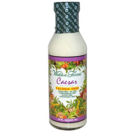 Walden Farms Dressing - Caesar Salad Dressing (Cézár Salátaöntet) 355 ml