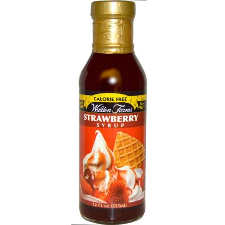 Walden Farms Syrup- Strawberry (Eper szirup)