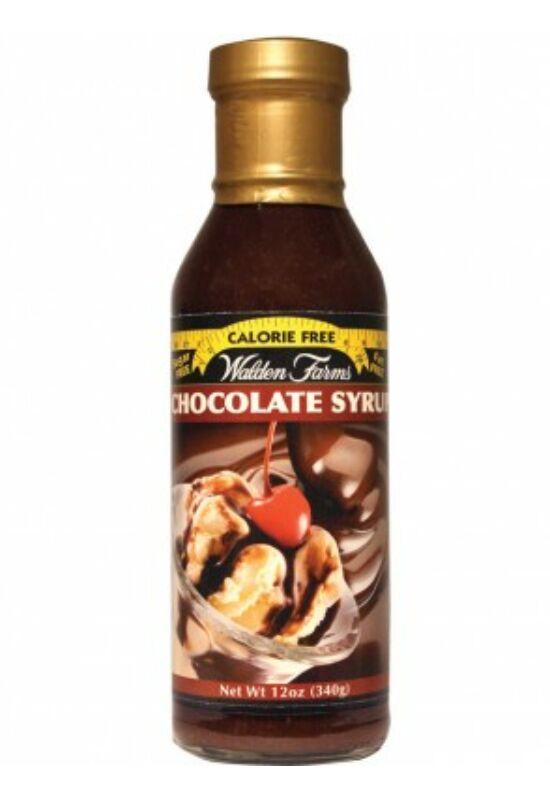 Walden Farms Szirup - Chocolate Syrup (Csoki Szirup) 340 g