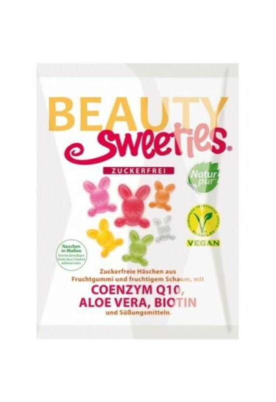 Beauty Sweeties Cukormentes Gumicukor Nyuszik 125 g