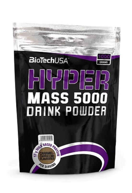 BioTechUSA HYPER MASS 1000g vanília